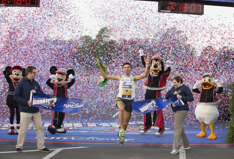 Disney isn't famous for sports but it should be (Photo by Preston Mack/Disney Parks via Getty Image)