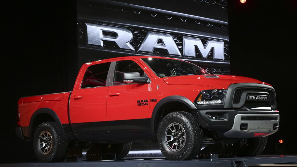 The Dodge Ram 1500 leapfrogged over the Chevrolet Silverado to capture second place in industry-wide sales for the first time in 2019.