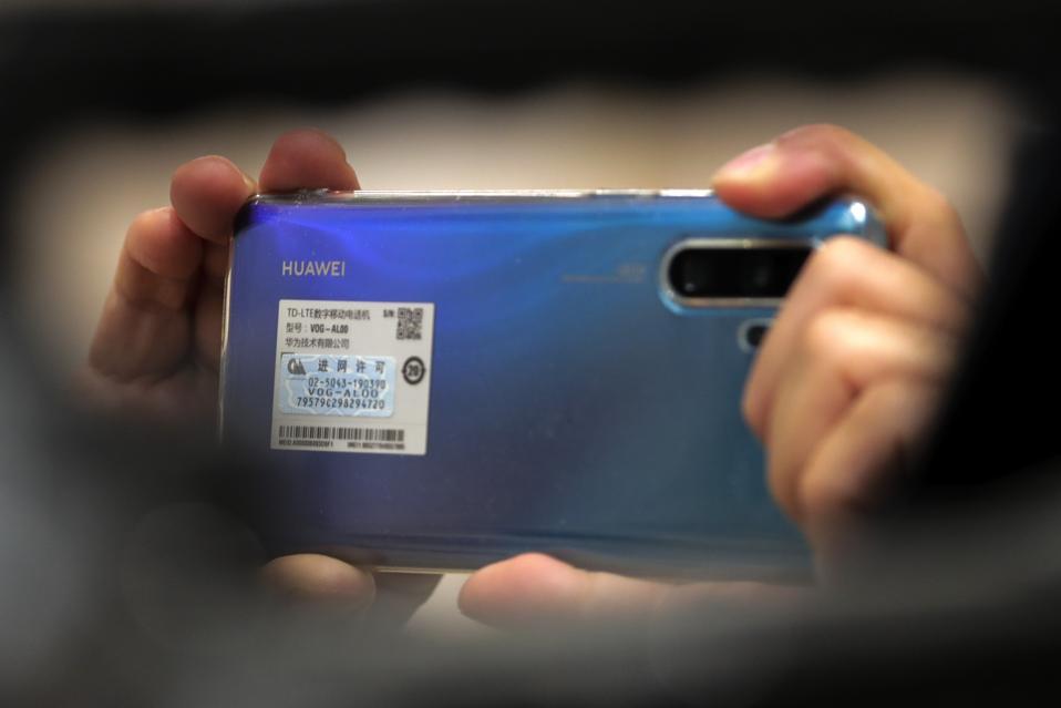 China US Huawei Sanctions
