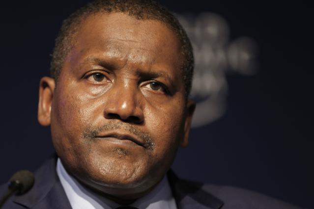 Africa's Richest Man Aliko Dangote Enters Joint Venture With Italian Giant Saipem