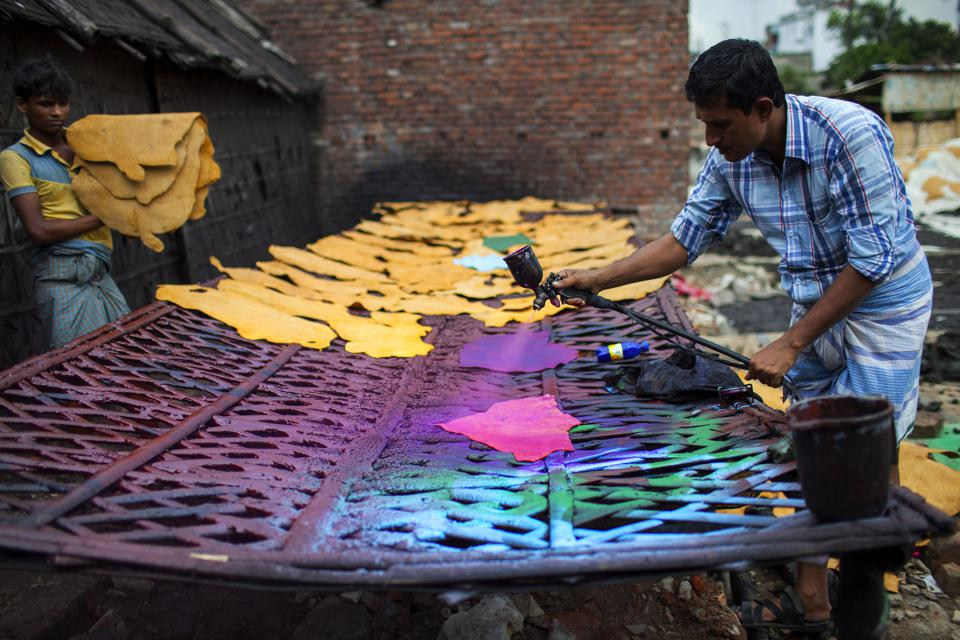 Leather Tannery Industry Toxic Threat in Bangladesh