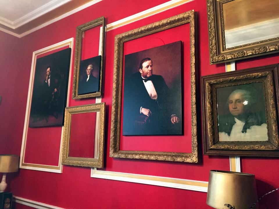 WASHINGTON, DC - JANUARY 30: Photos of Rep. Aaron Schock's (R-I