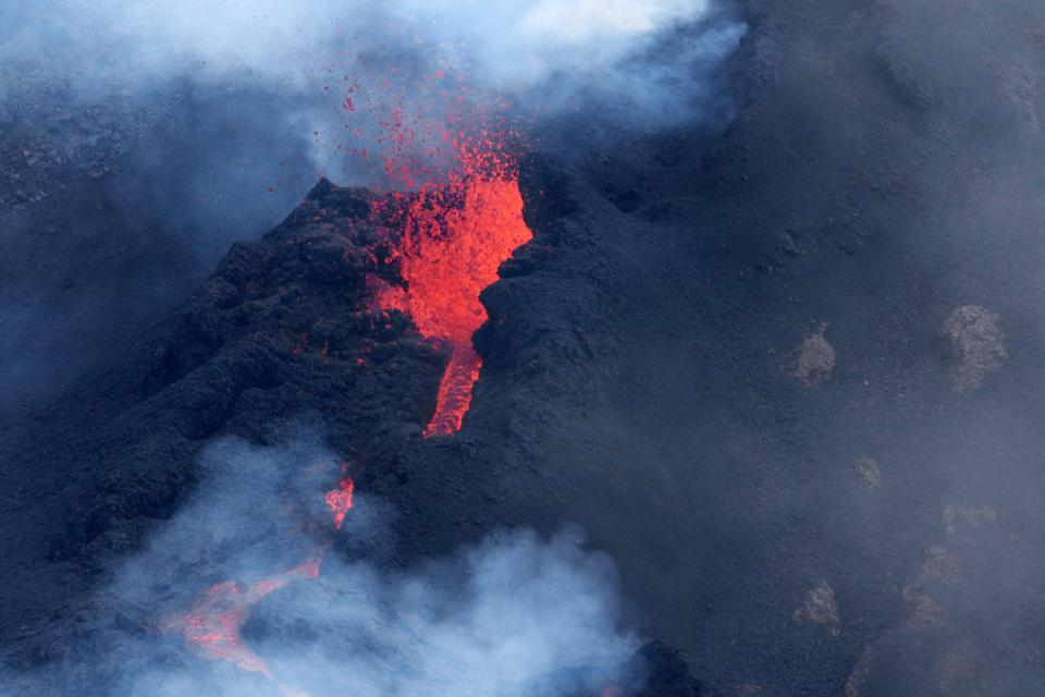 Here's Why We Can't Just Plug Up Erupting Volcanoes