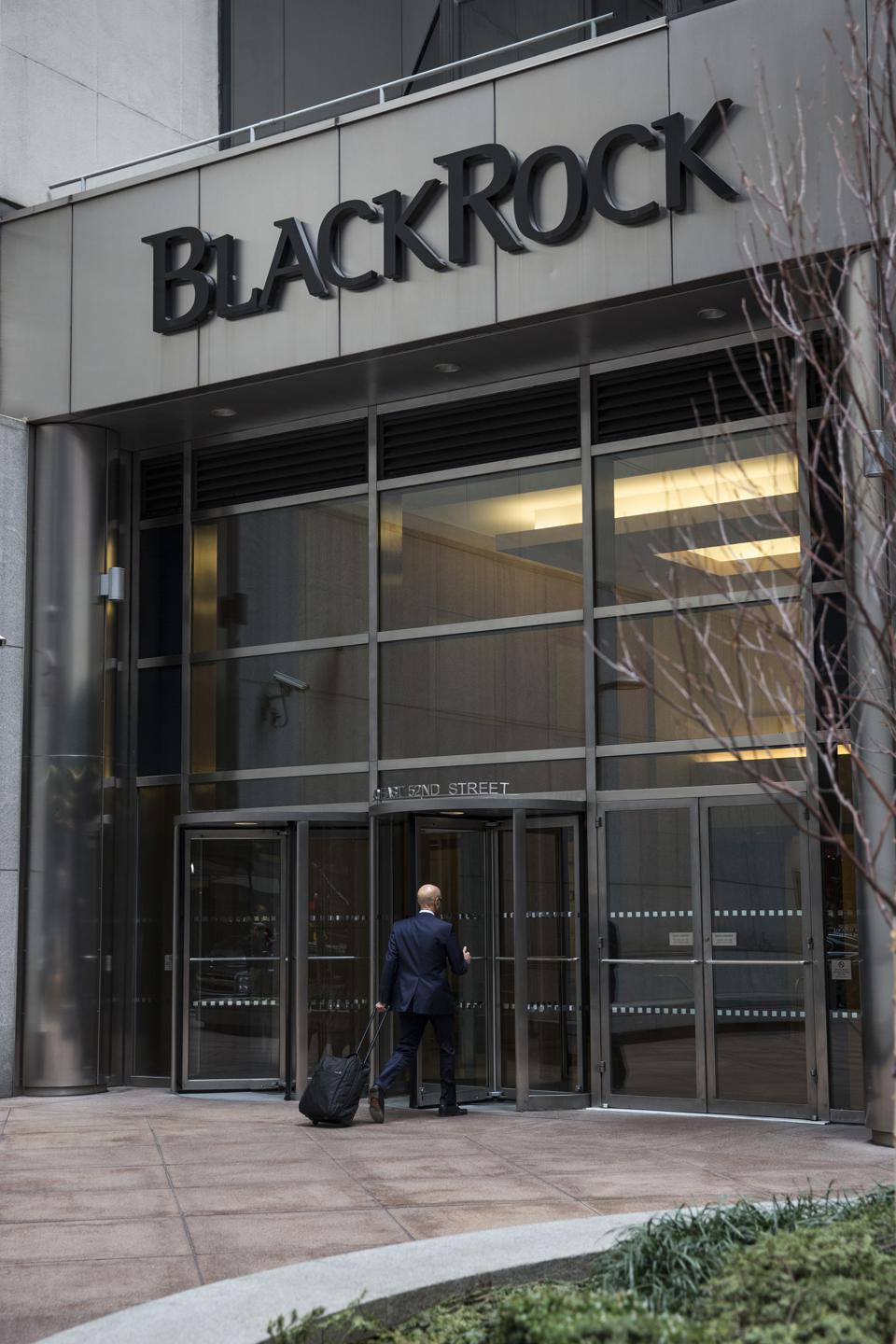 Blackrock Posts 22 Percent Increase In Quarterly Profits
