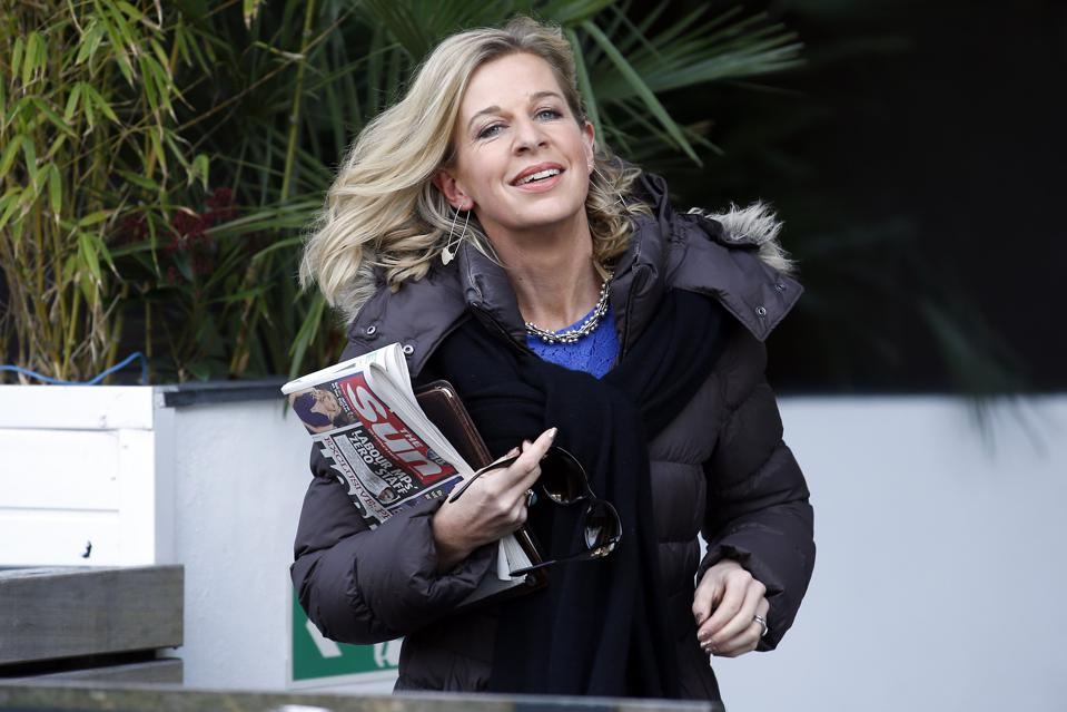 London Celebrity Sightings - Februrary 9, 2015