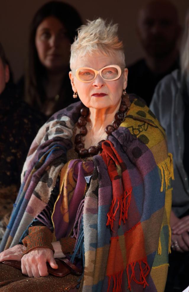 Vivienne Westwood Designs Penthouse Suite At The London
