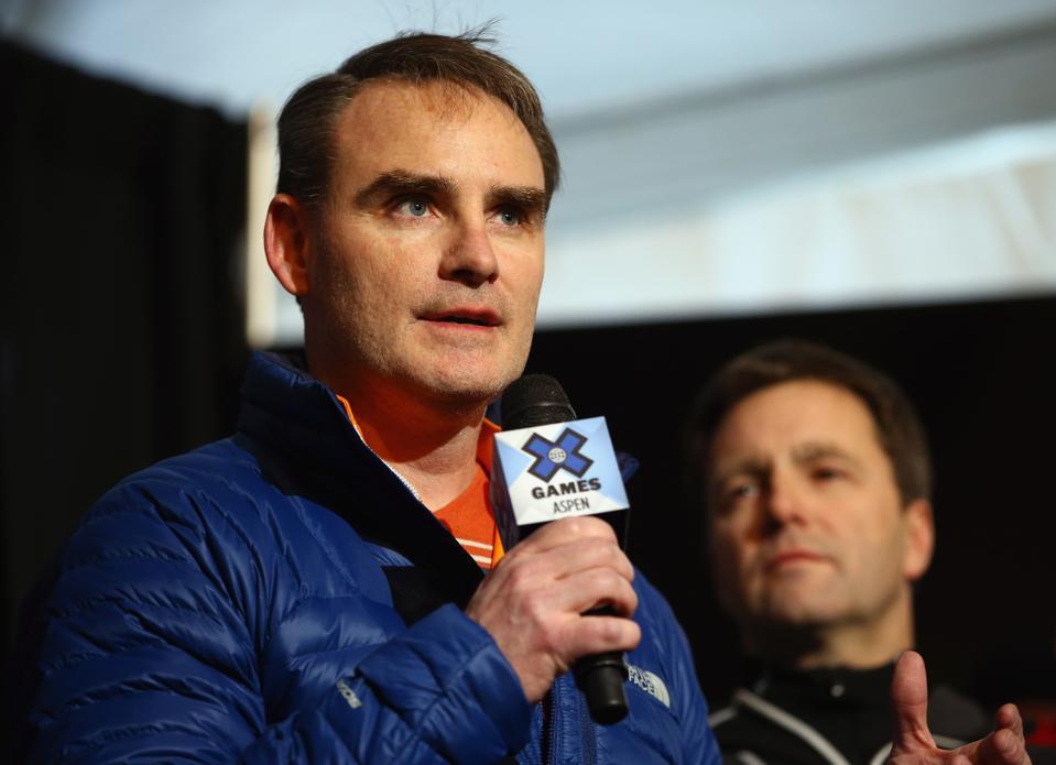 Winter X-Games 2014 Aspen - Press Conference