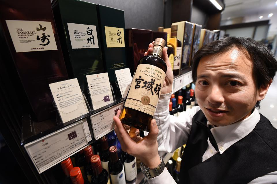 These Popular Japanese Whiskies Are Going Away For Good