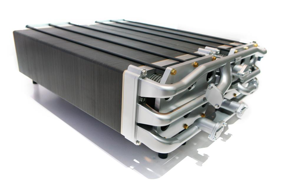 Hydrogen Fuel Cell for Alternative Fuel Vehicles