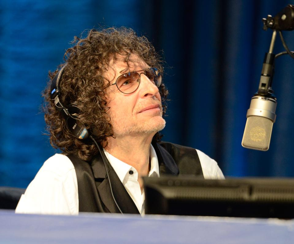 ″Howard Stern's Birthday Bash″ Presented By SiriusXM, Produced By Howard Stern Productions - Inside