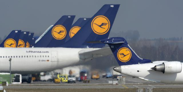 Lufthansa Pilots To Strike Tuesday, Cancelling Hundreds Of Long-Distance Flights