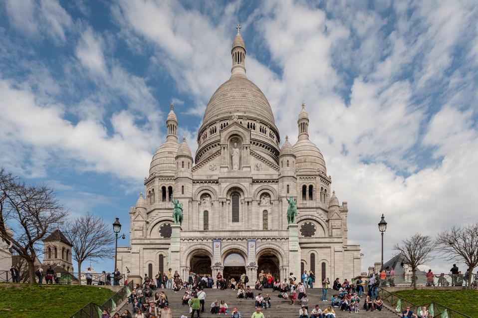 Sacré-Coeur Paris attractions
