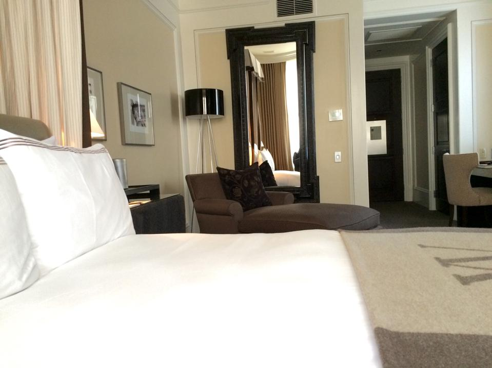 Checking In To Check Out Five Boston Hotels