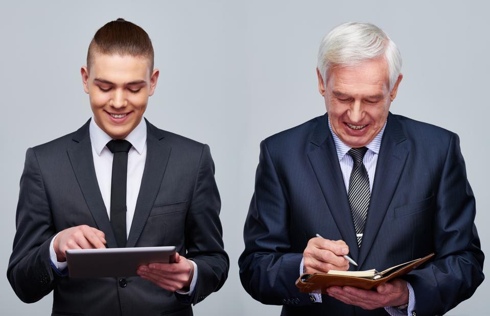 Different business habits