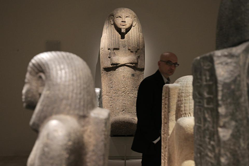 ITALY-ARCHAEOLOGY-MUSEUM
