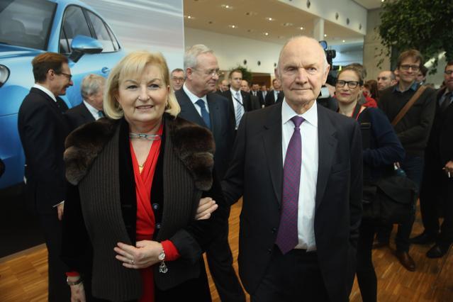 Piech's Last Stand Sped-Up Volkswagen Career End