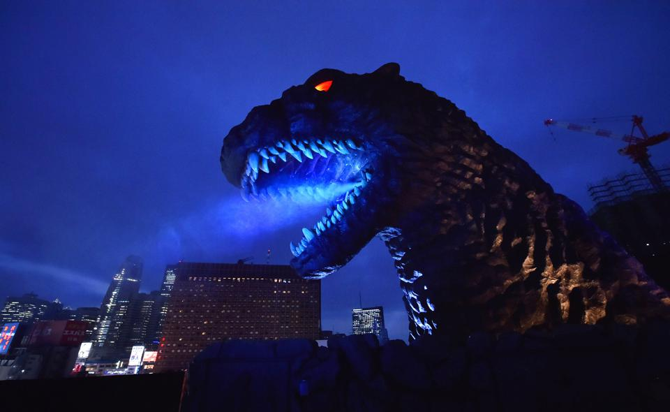 What Godzilla Can Teach Japan About Its Cybersecurity
