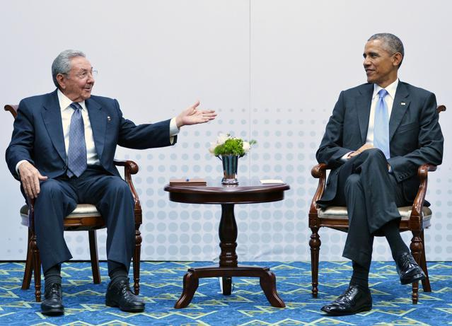 Obama Is Using Cuba To Counter Russia, Iran, And China's Growing Influence In Latin America