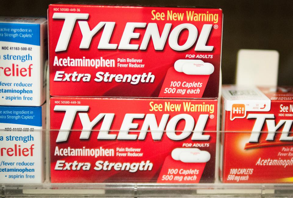 Tylenol Not Effective For Arthritis Pain, Study Concludes, And Other Drugs Aren't Exactly Winners