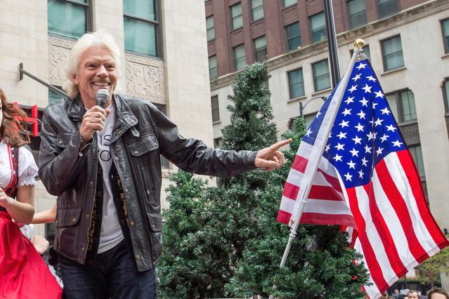 Can Small Businesses Afford To Adopt Sir Richard Branson's Approach To Employee Benefits?