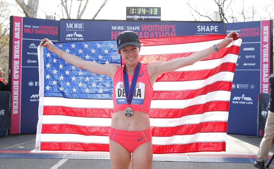 12th Annual MORE/FITNESS/SHAPE Women's Half-Marathon
