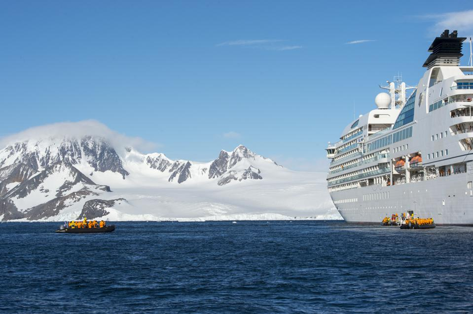 Seabourn Quest expedition cruises