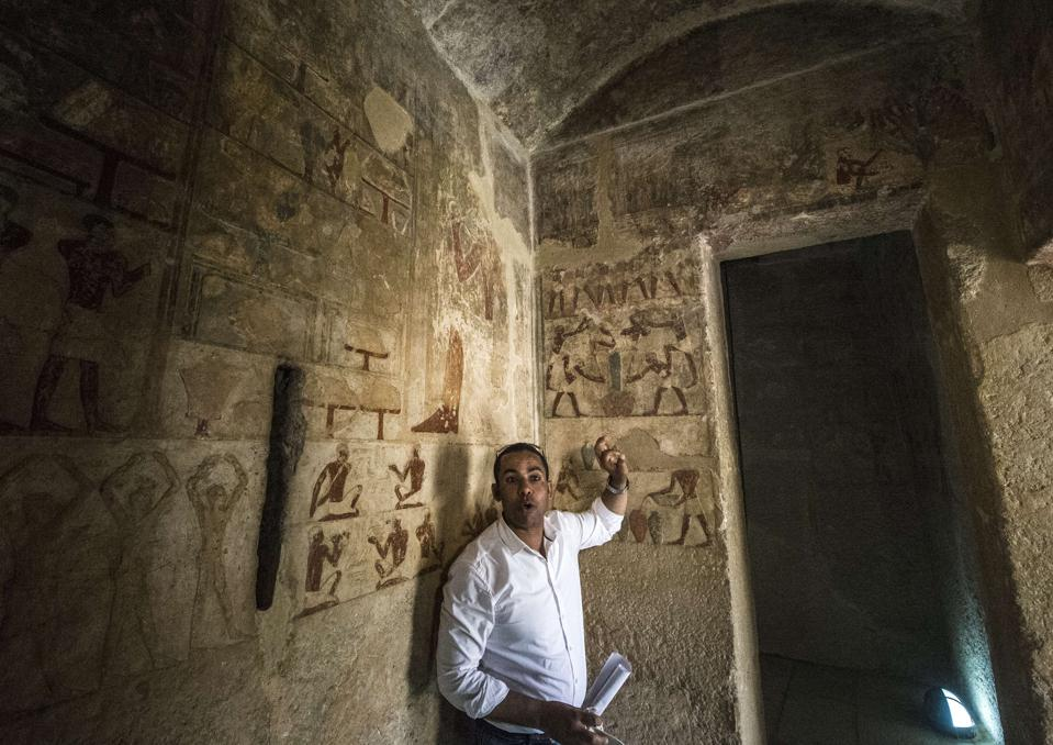 Archaeologists To Ben Carson: Ancient Egyptians Wrote Down Why The Pyramids Were Built
