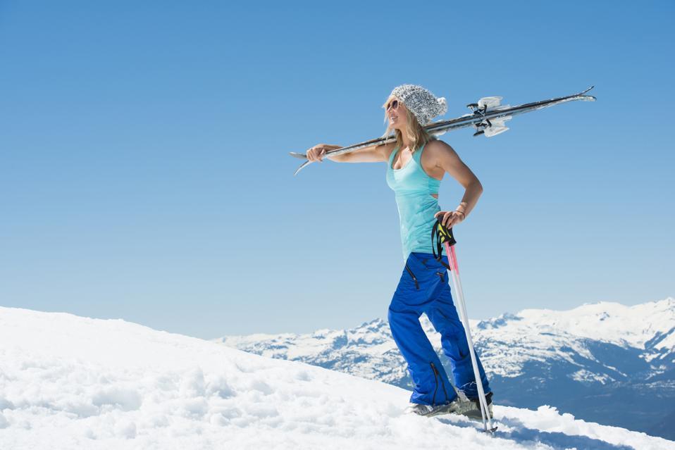 heated skiing gear