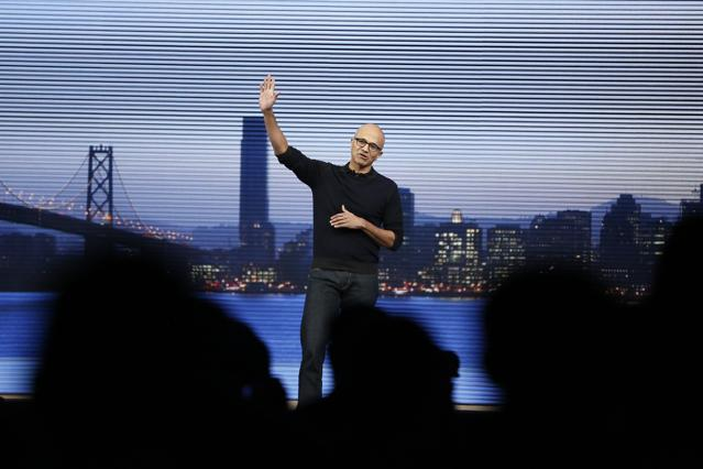 Microsoft Is Sporting a New Attitude - It's Called Innovation