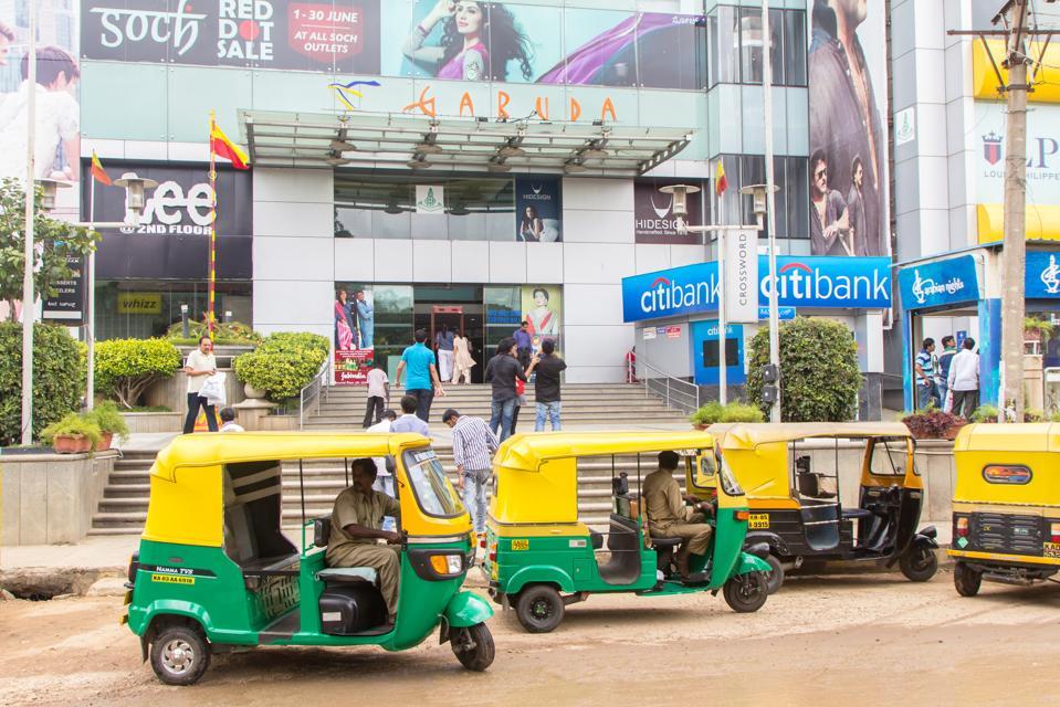 experience economy India global economy SAP