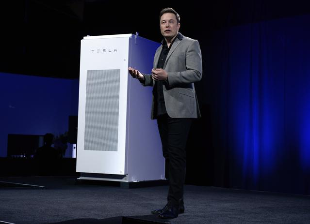 Why Tesla's Powerwall Is Just Another Toy For Rich Green People