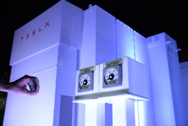 Why Tesla Batteries Are Cheap Enough To Prevent New Power Plants