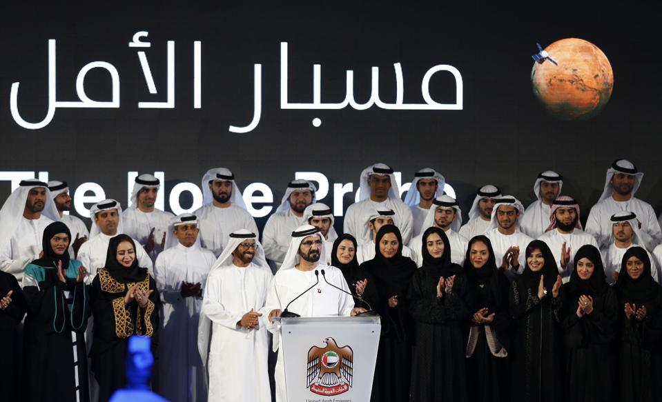 UAE-POLITICS-SPACE-MARS