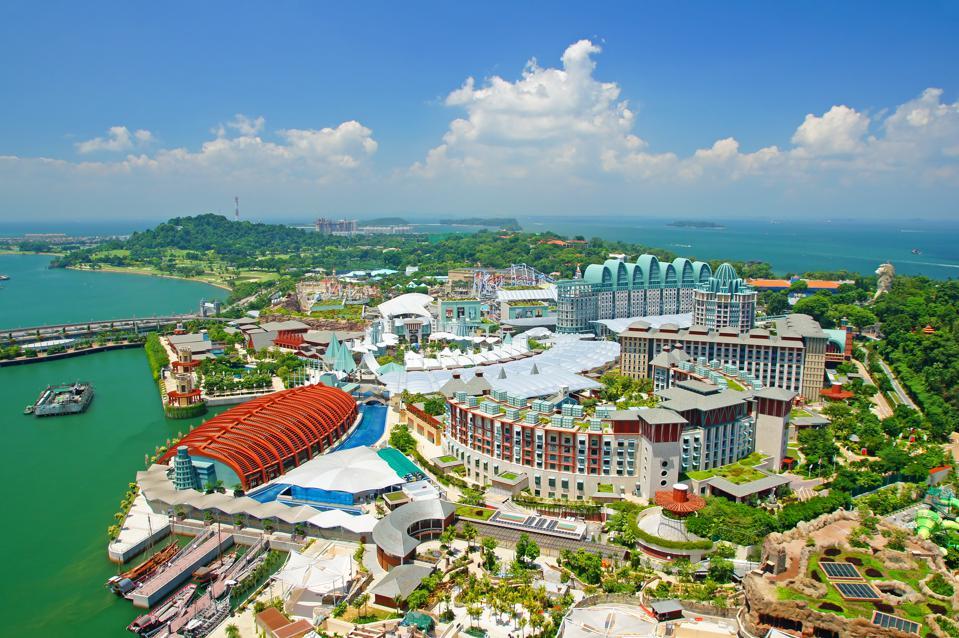 The Best Resorts In Sentosa, Singapore