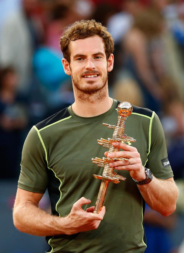 Can Madrid Open Winner Andy Murray Take Home Wimbledon In 2015?