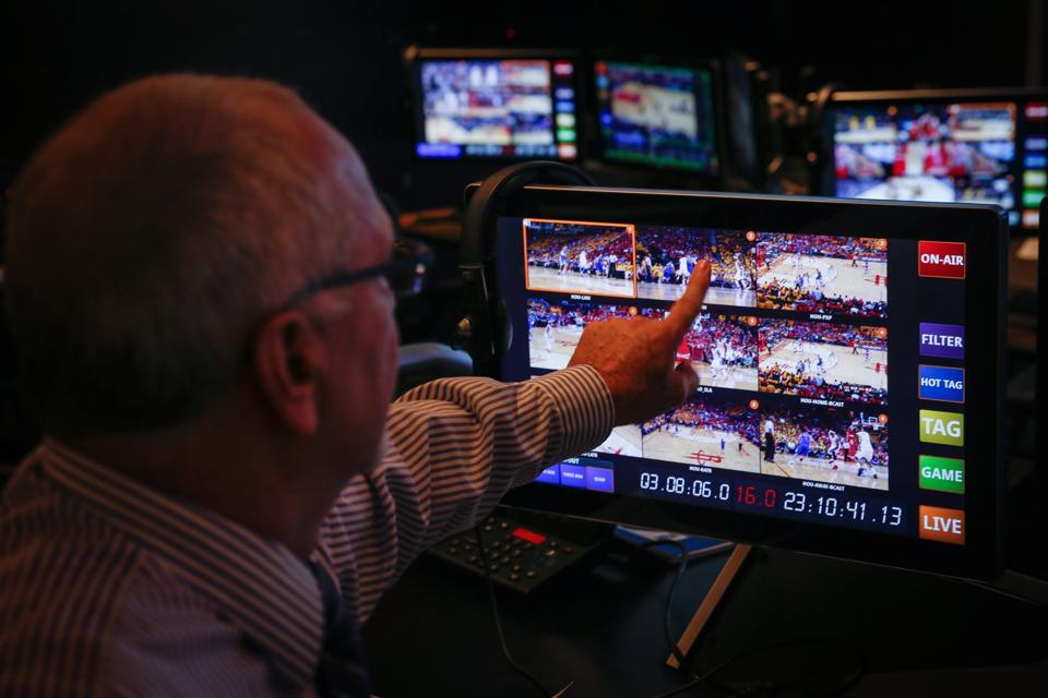 NBA Replay Center in Secaucus