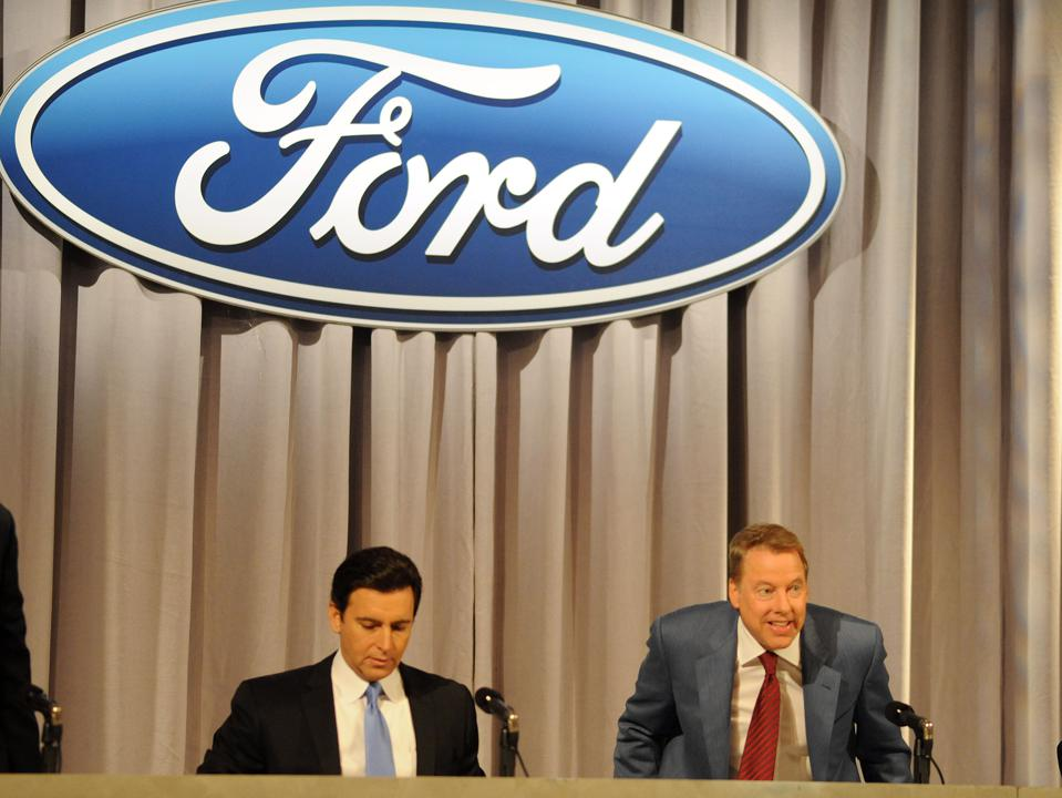 5 Reasons Why Automakers Should Fear Google's Partnership With Ford