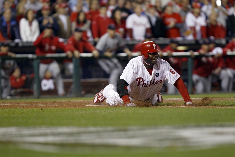 NLDS Cardinals Phillies Baseball