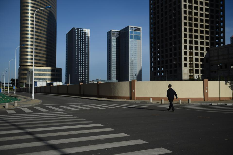 China's Real Estate Sector Is Overstocked