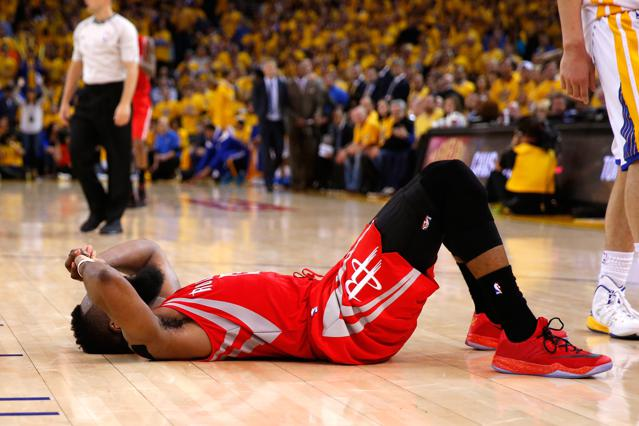 Game 2 Western Conference Finals Thriller Between Warriors And Rockets A Slam Dunk In the TV Ratings