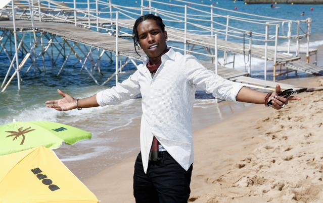 A$AP Rocky Becomes The Latest Hip-Hop Star To Drop A Surprise Album