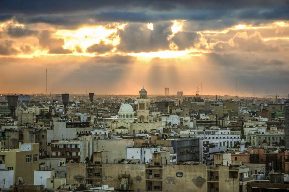 Libya dangerous travel