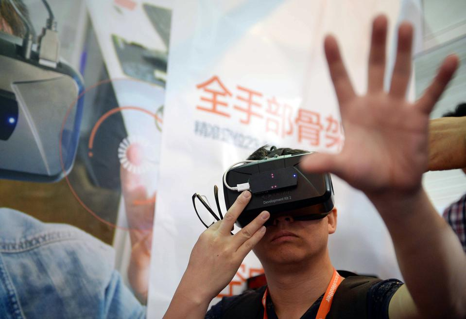 For Virtual Reality The Future Is Wow, But Maybe Not Yet Now