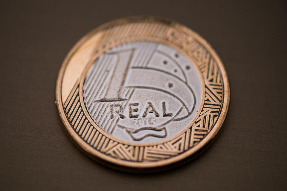 BRAZIL-ECONOMY-REAL-COIN