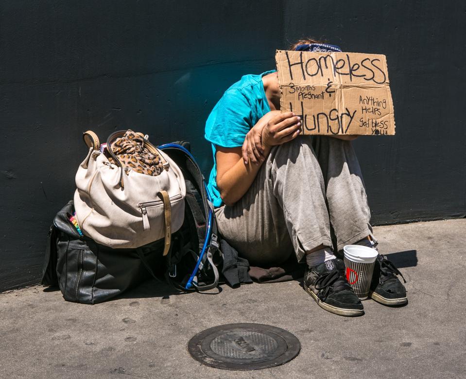 Las Vegas homelessness