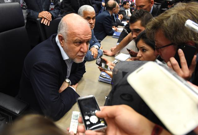 Behind Friendly Lines: Discussing OPEC's Iranian Oil Conundrum