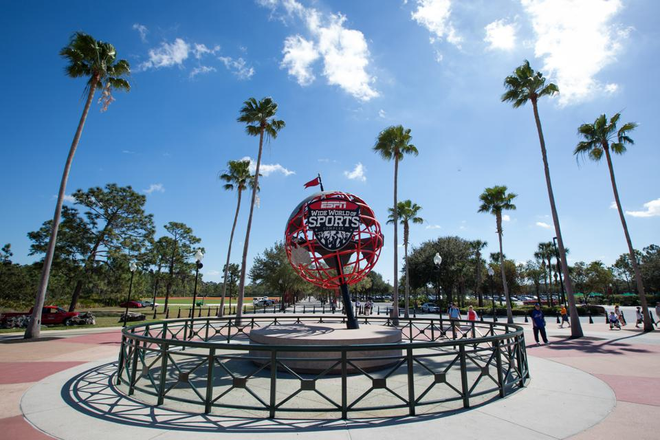 The NBA will resume at the ESPN World Wide of Sports campus at Walt Disney World