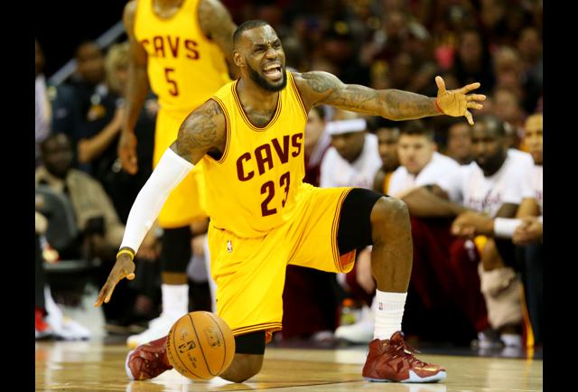 2015 NBA Finals - Game Four - pg.11