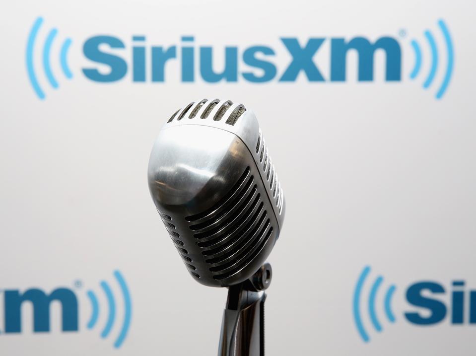 SiriusXM Studios in Rockefeller Center, NYC