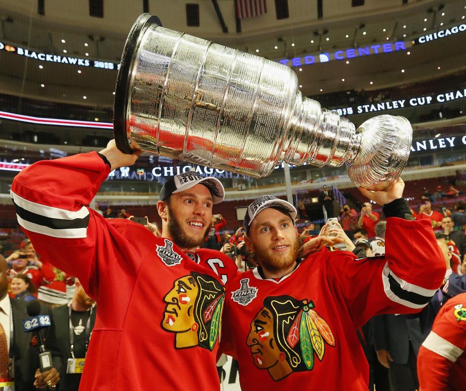 Billion-Dollar Hockey Teams Shake Up Forbes SportsMoney Index